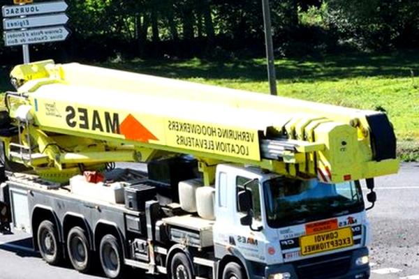 Harga Rental Mobile Crane di Bekasi