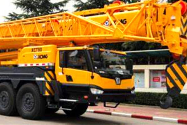 Sewa Mobile Crane 80 Ton