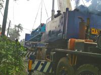 sewa mobile crane 100 ton
