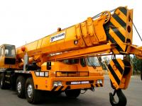 Mobile crane 20 ton