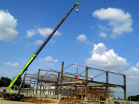 Rental Mobile crane 45 ton
