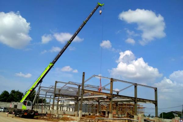 Sewa Mobile Crane 45 Ton