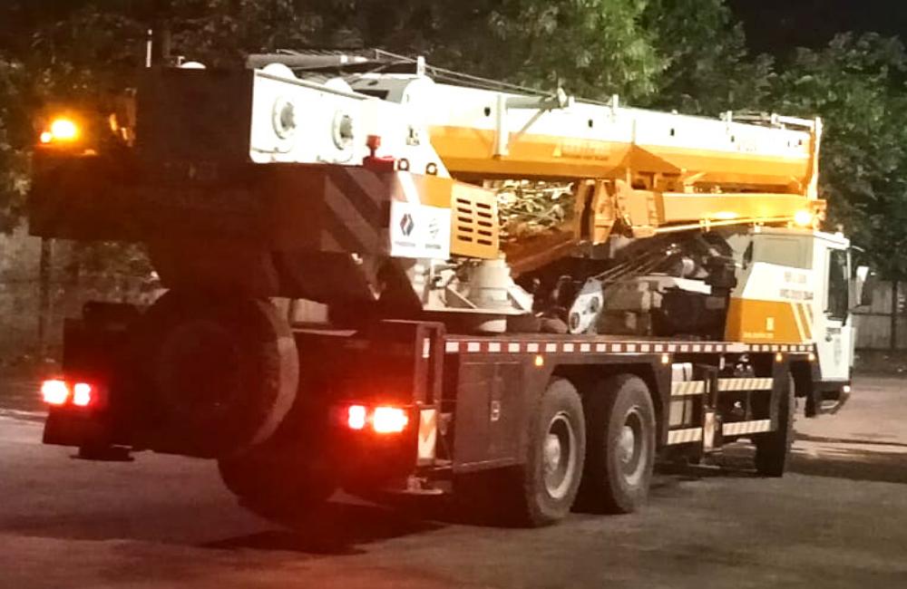 Sewa Mobile Crane 50 Ton