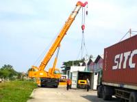 Sewa Mobile Crane 55 Ton
