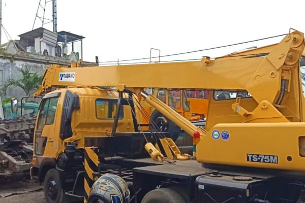 Sewa Mobile Crane 7 Ton