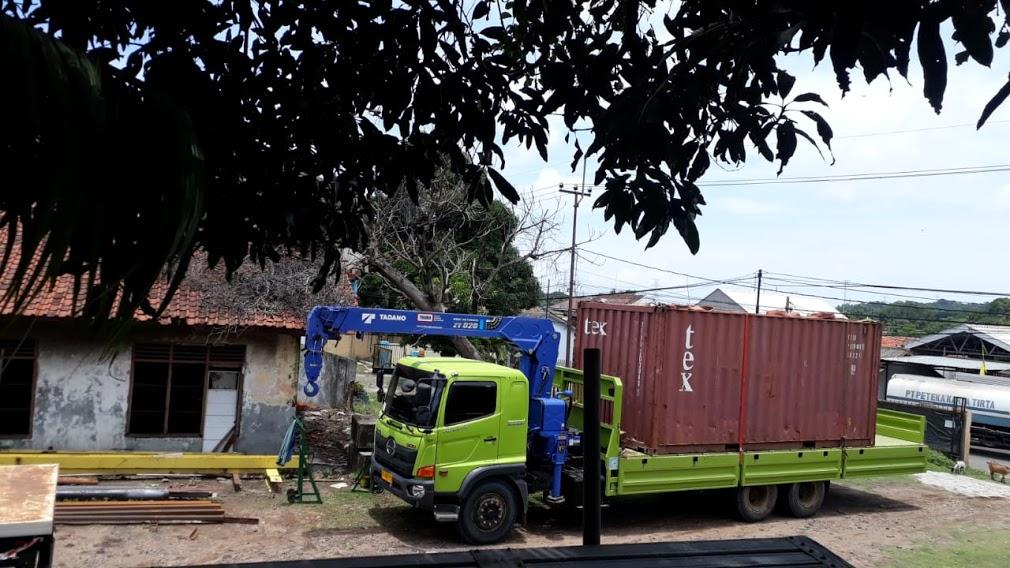 Rental Foco Crane Bekasi