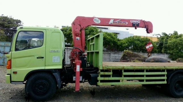 Sewa Foco Crane Jakarta