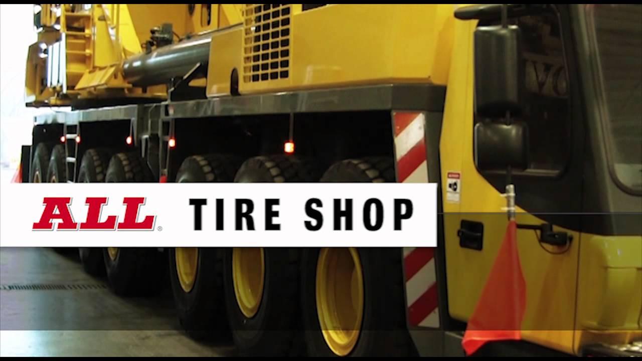 ALL Erection and Crane Rental - Construction Equipment