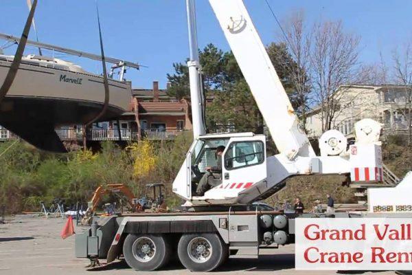 Grand Valley Crane Rental