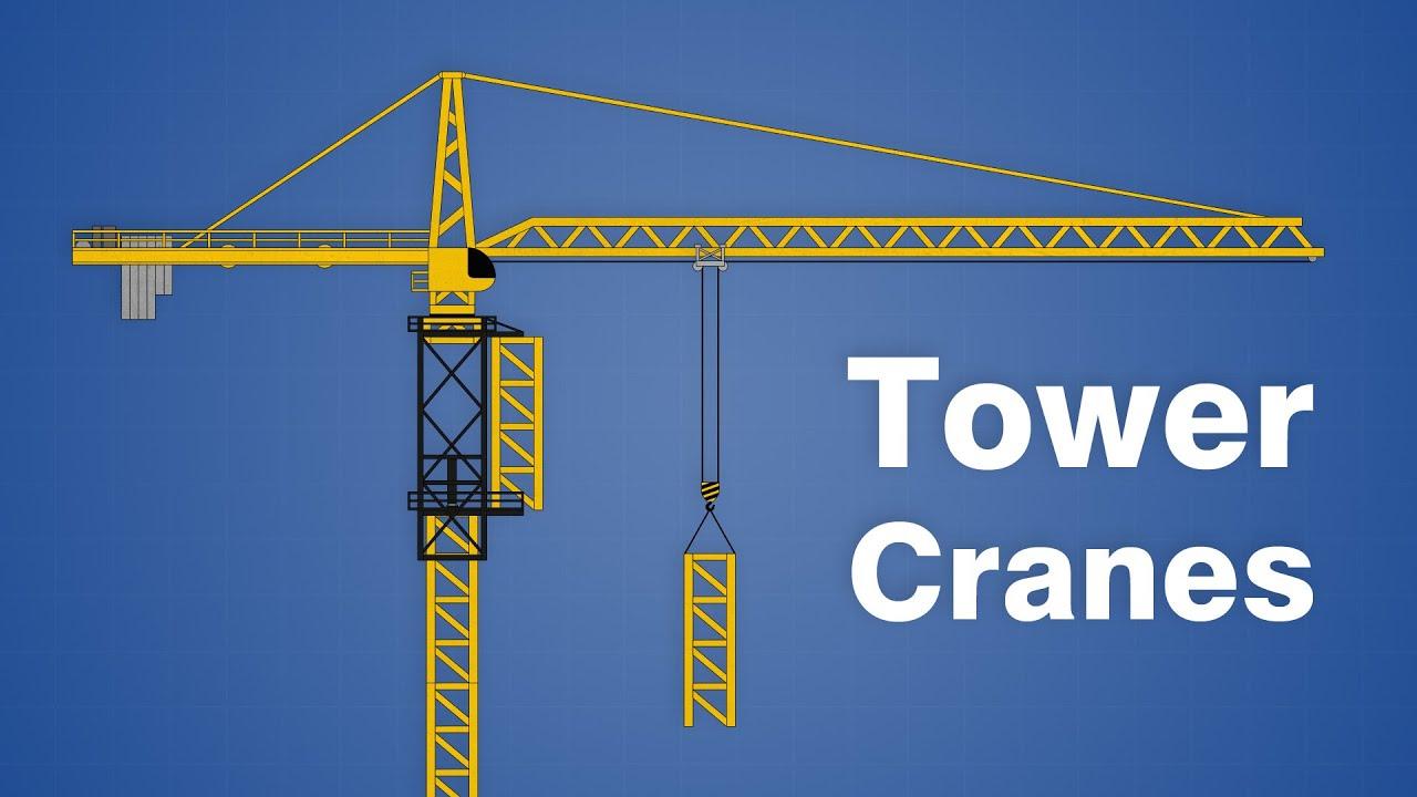 Bagaimana Tower Cranes Membangun Sendiri