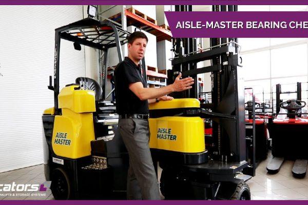 Aisle Master Daily Checks | Locators Ltd Forklift & Storage Systems